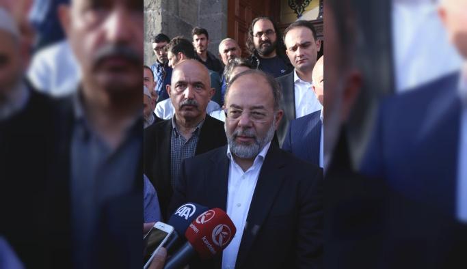 """""""PKK'nın zulmünü görmeyen zulme ortaktır"""""""
