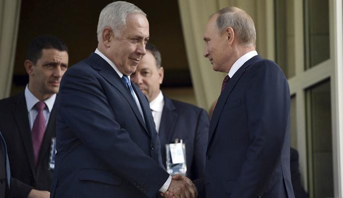 Rusya ve İsrail anlaştı, İran Suriye'den çıkartılacak