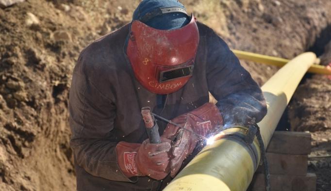 Şırnak doğalgaza kavuşuyor