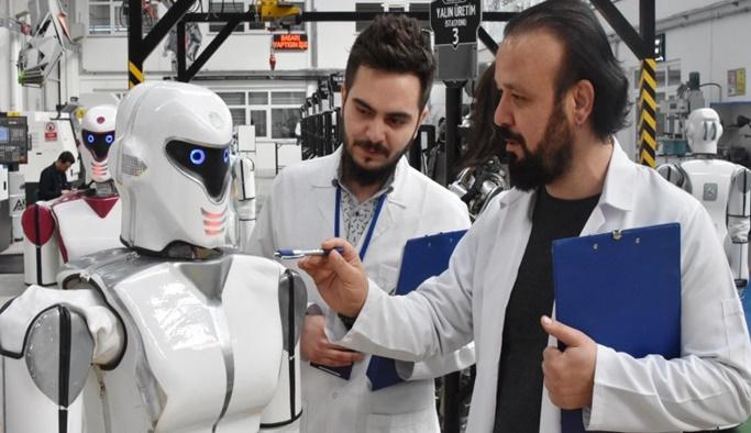 TÜBİTAK 'robot asker' için çalışmalara başladı