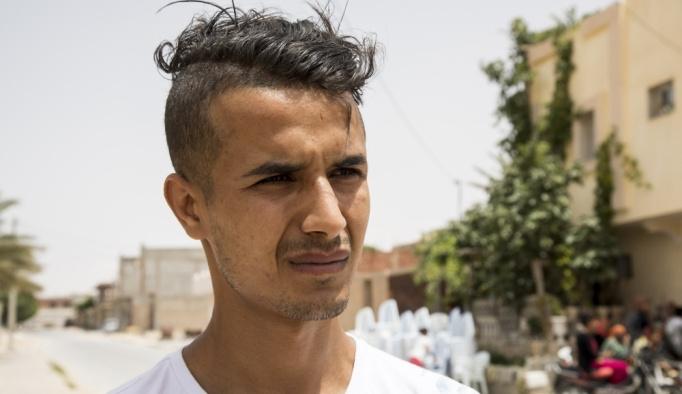 Tunus'taki tekne faciasından kurtulanlar AA'ya konuştu