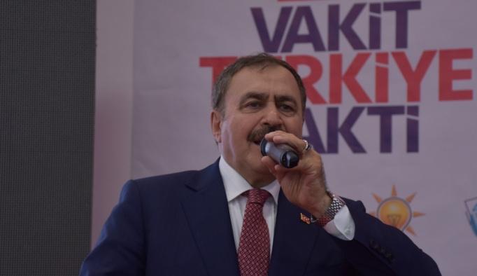 """""""Türkiye kalkındıkça, büyüdükçe Batı'nın gözleri fal taşı gibi açılıyor"""""""