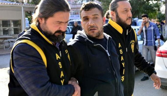 Adana'da cezaevi firarisinin yakınlarını rehin alması