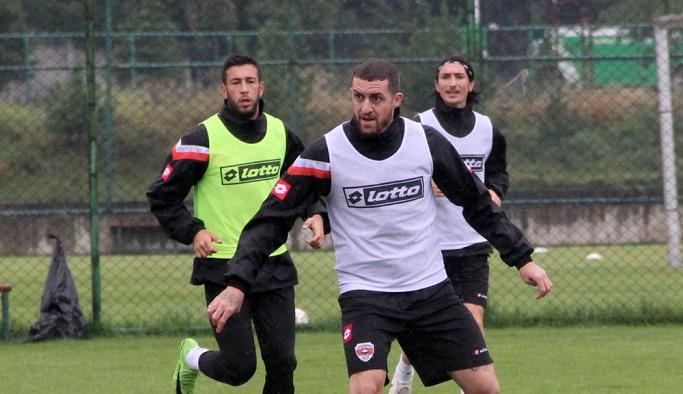 Adanaspor'da yeni sezon hazırlıkları