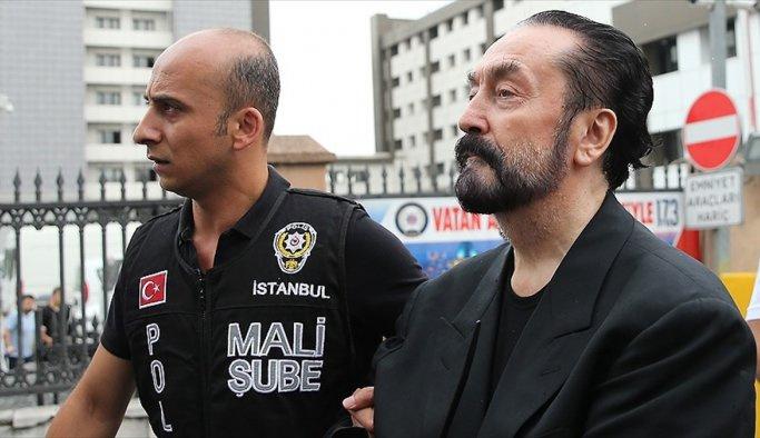 Adnan Oktar sapıttı! Erdoğan'ı suçladı