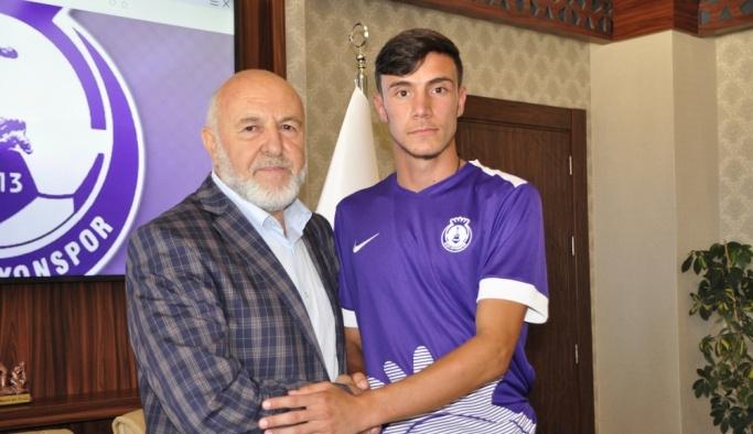 Afjet Afyonspor, altyapıdan 4 oyuncusuyla sözleşme imzaladı