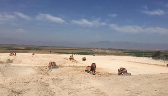 Afrin'de terör örgütünün kalıntıları temizleniyor