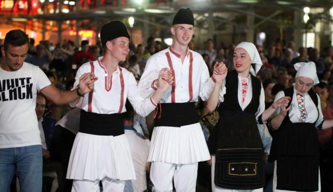 Aydın'da 18. Uluslararası Balkan Festivali