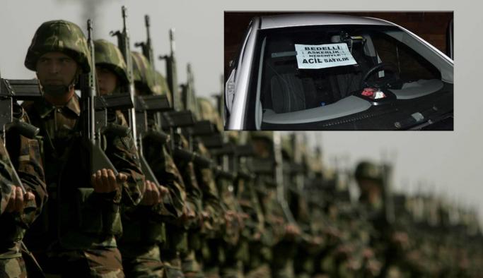Bedelli askerlik için acil satılık araba ilanları patladı