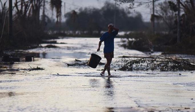 Çin'de sel felaketi: 12 ölü