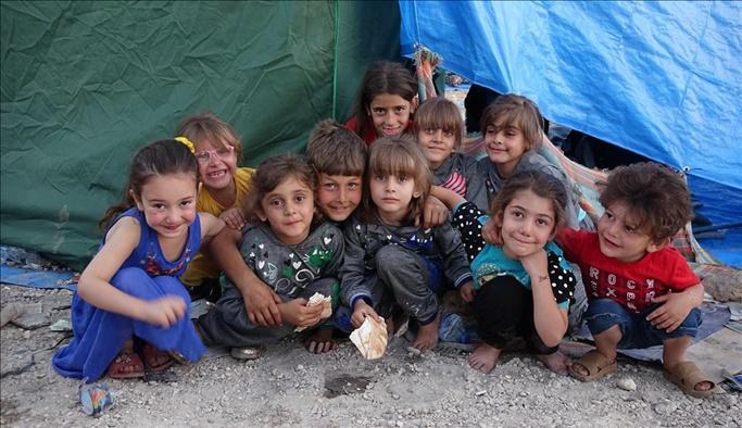 Dera'dan göç edenlerin sayısı 350 bini aştı