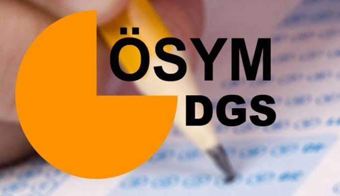 DGS giriş belgeleri yayınlandı