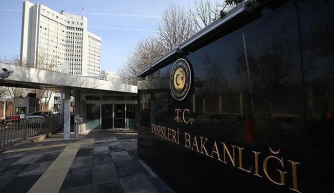 Dışişleri Bakanlığından 'NSU davası' kararına tepki