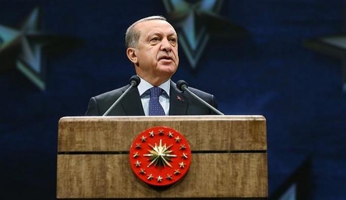 Erdoğan'dan 'Hakimiyet Milletindir' mesajı