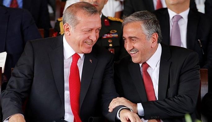 Erdoğan'ın ziyareti Kıbrıs Türk ve Rum basınında