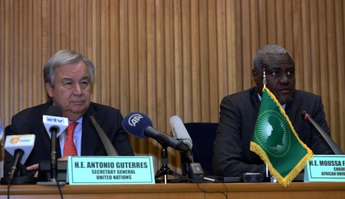 """""""Eritre'ye uygulanan yaptırımlara gerek kalmayabilir"""""""