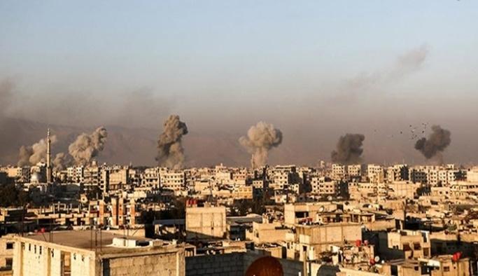 Esed rejiminden sivil yerleşimlere saldırı: 4 ölü, 12 yaralı