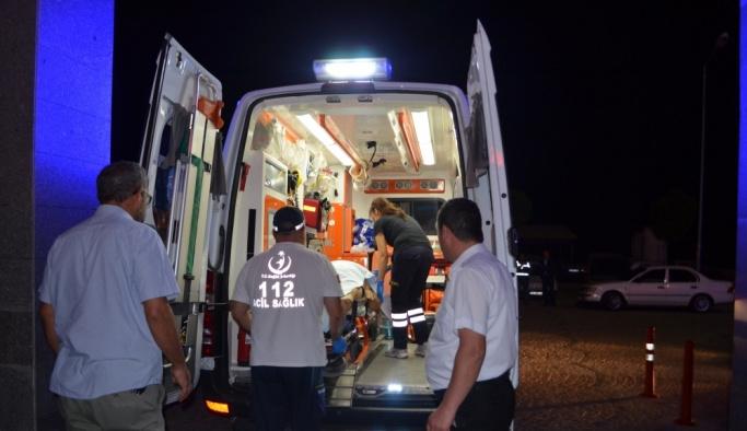 GÜNCELLEME - Konya'da yolcu otobüsü devrildi