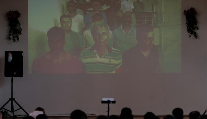 Hükümlüler 15 Temmuz belgeseli izledi