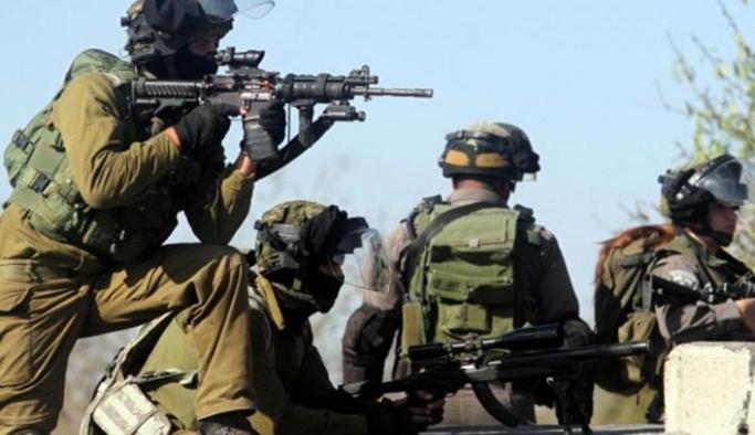 İsrail'den kanlı saldırı: 1 şehit