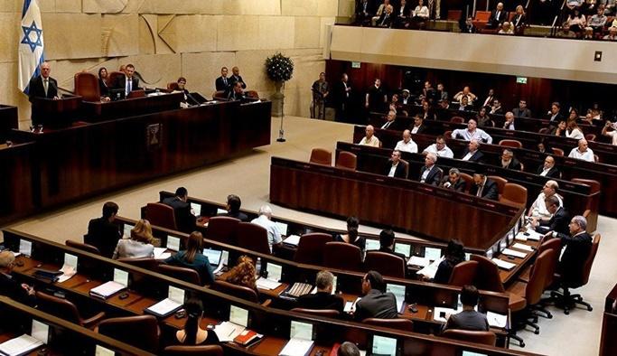 İsrail Parlamentosu'nda rekor sayıda istifa