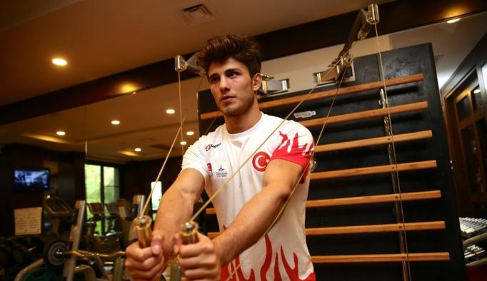 İstanbul'da idman, Sakarya'da eğitimle olimpiyatlara hazırlanıyor