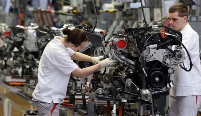 Makine ihracatı ilk yarıda 8,3 milyar dolara yükseldi