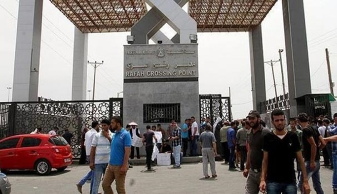 Mısır: Refah Sınır Kapısı kapatılmadı