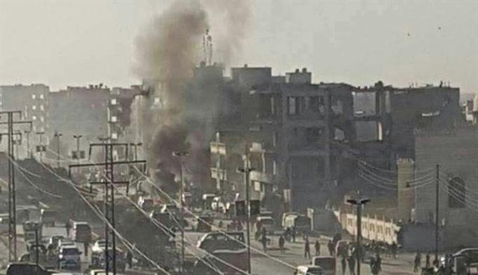 Münbiç'te patlama meydana geldi, Ölü ve yaralılar var