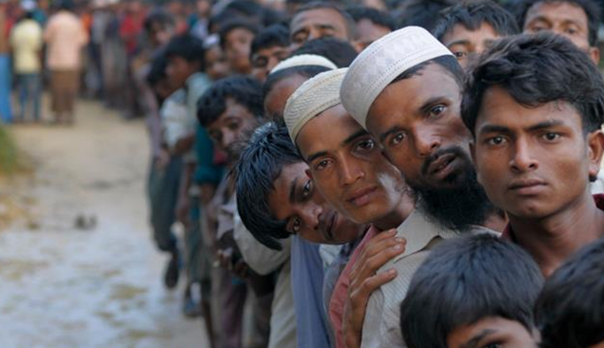 Myanmar'a 'vatandaş' olarak dönmek istiyorlar