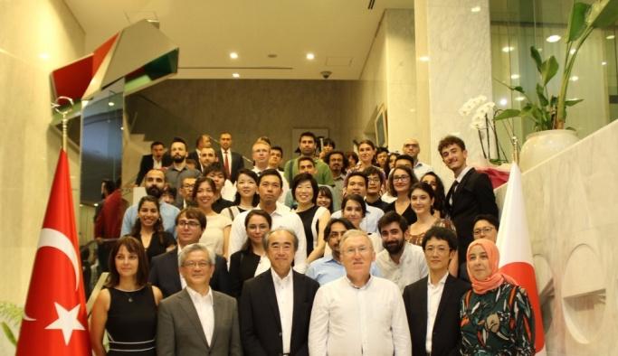 Nükleer enerjide uzman Türk akademisyenlere Tokyo'da eğitim