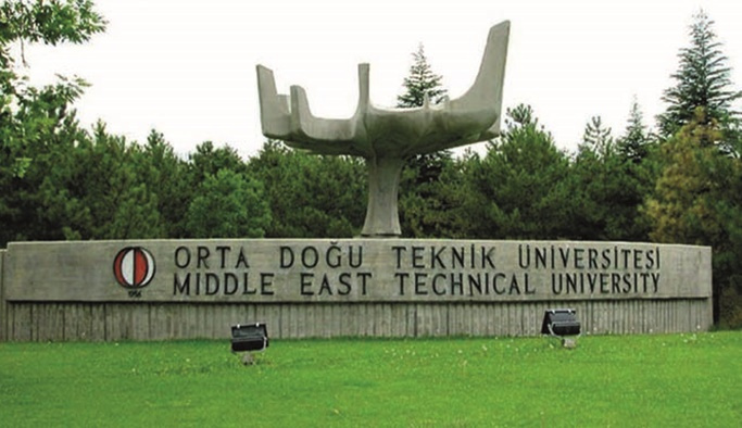 ODTÜ'de pankartlı hakarete 4 tutuklama