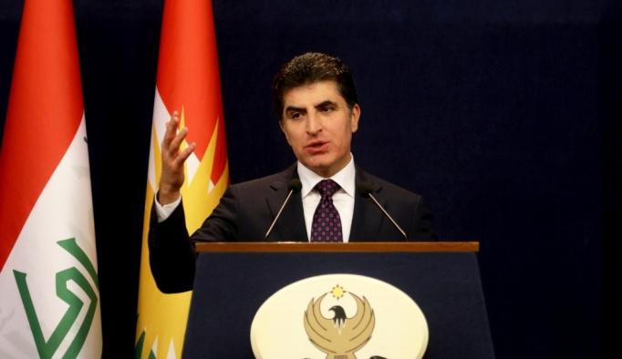 'PKK IKBY topraklarını Türkiye'ye saldırmak için kullanıyor'