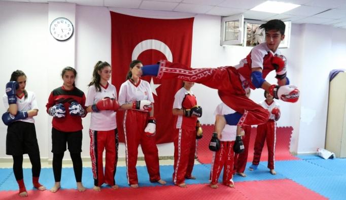 TASKK Türkiye Kick Boks Şampiyonası başlıyor