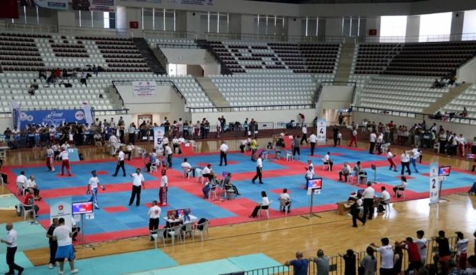 TASKK Türkiye Kick Boks Şampiyonası sona erdi