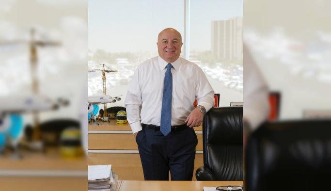 TAV Havalimanları İcra Kurulu Başkanı Şener