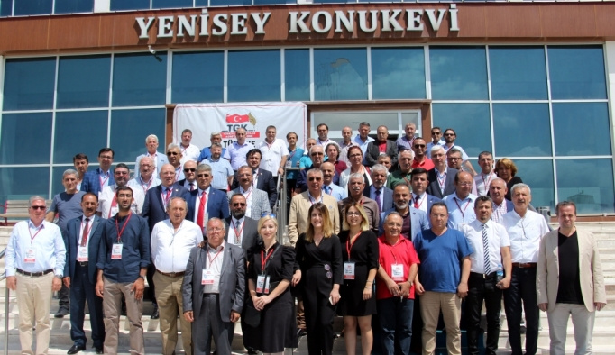 TGK 16. Başkanlar Kurulu Toplantısı