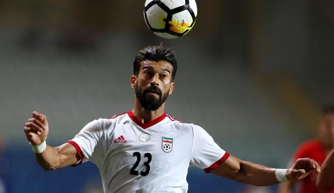 Trabzonspor'da ikinci İranlı futbolcu