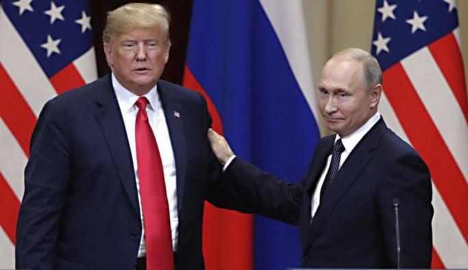 Trump: Putin'le ikinci görüşme için can atıyorum