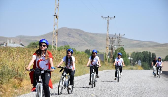 Türk Kadınının Zaferi Bisiklet Turu Projesi