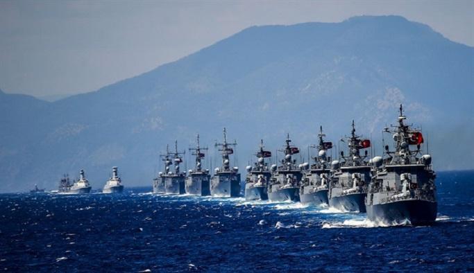 Türkiye denizlerdeki gücünü yerli imkanlarla artırıyor