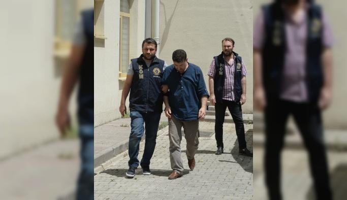 Uşak'ta suç örgütü operasyonu
