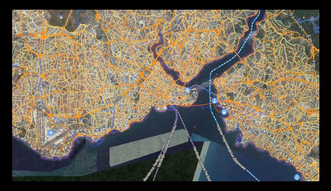 Yandex Harita - Yandex Haritalar, Yandex Harita düzenlemesi nedir?