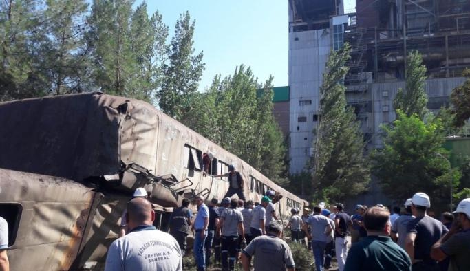 Yatağan Termik Santrali'nin kömür bandı çöktü: 9 yaralı