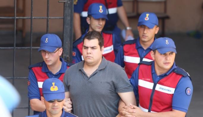 Yunan askerlere tahliye kararı çıkmadı