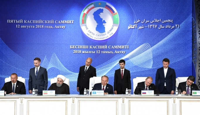 5. Hazar Ülkeleri Devlet Başkanları Zirvesi