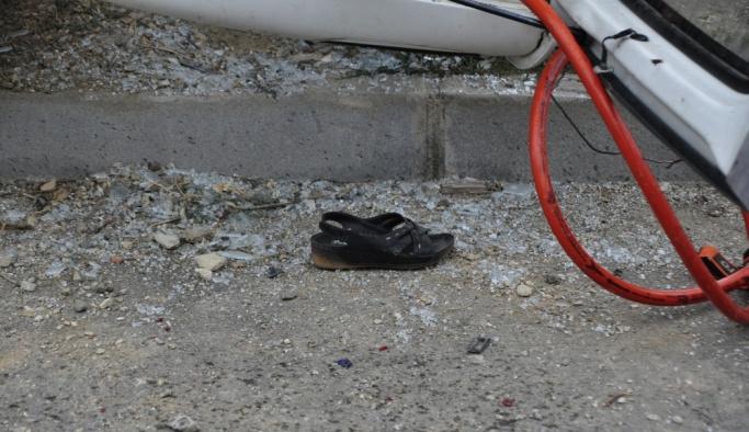 Afyonkarahisar'da feci trafik kazası: 2 ölü, 3 yaralı
