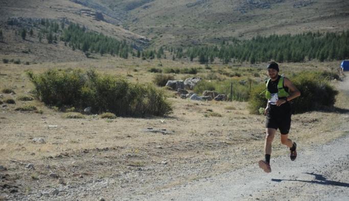 Aladağla Sky Trail Yarışları yapıldı