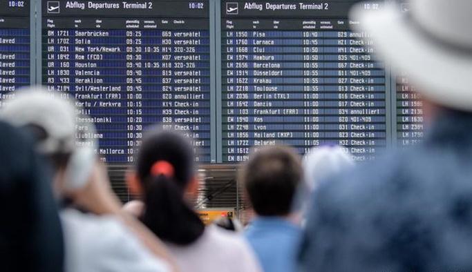 Almanya'dan Türkiye'ye uçuşlar yüzde 20 arttı