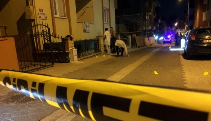 Ataşehir'de silahlı yaralama
